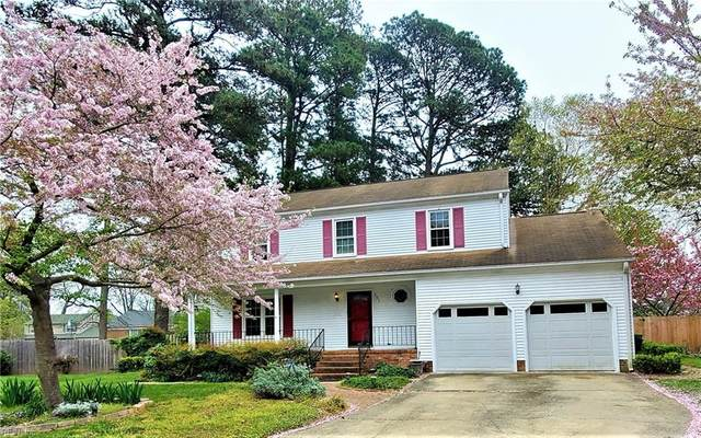 301 S Starfish Ct Ct, Hampton, VA 23669 (#10311812) :: Atlantic Sotheby's International Realty
