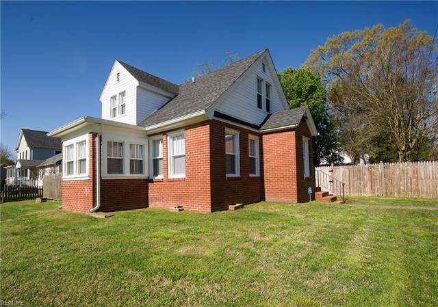 74 Bainbridge Ave, Portsmouth, VA 23702 (MLS #10311839) :: AtCoastal Realty