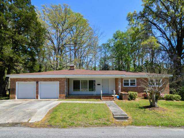 524 Hollywood Ave, Suffolk, VA 23434 (#10312023) :: Momentum Real Estate