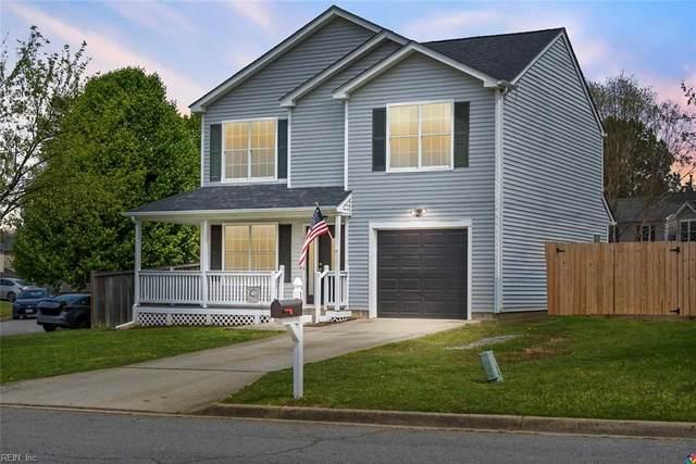 109 Berkshire Blvd, Suffolk, VA 23434 (MLS #10312059) :: Chantel Ray Real Estate