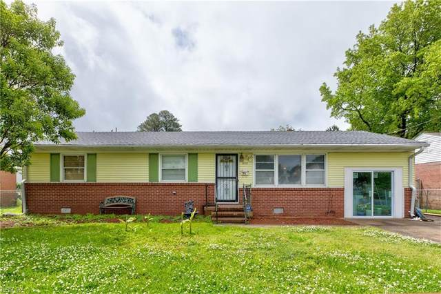 5137 Cape Henry Ave, Norfolk, VA 23513 (#10312060) :: The Kris Weaver Real Estate Team