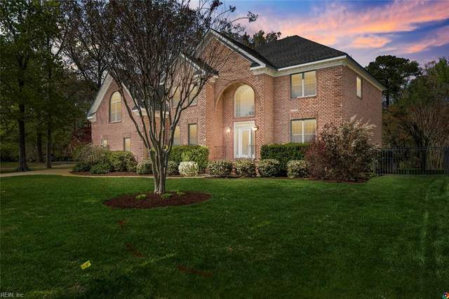 2224 Rose Hall Dr, Virginia Beach, VA 23454 (MLS #10312160) :: Chantel Ray Real Estate