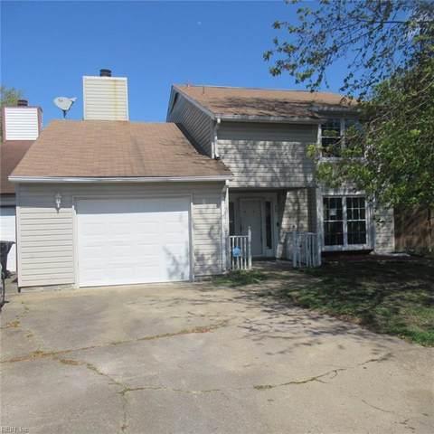 908 Woodburne Ct, Virginia Beach, VA 23452 (MLS #10312790) :: Chantel Ray Real Estate