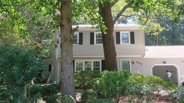 577 Allens Mill Rd, York County, VA 23692 (#10312835) :: Austin James Realty LLC