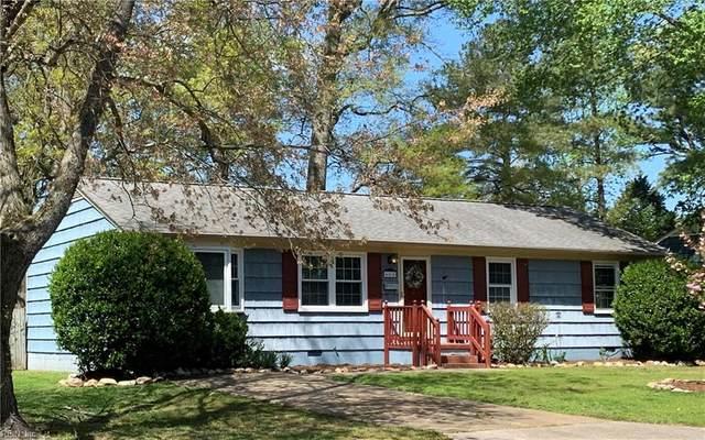 665 Kelso Dr, Newport News, VA 23601 (MLS #10313027) :: Chantel Ray Real Estate