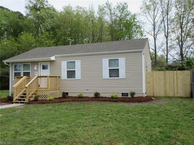 502 Woodfin Rd, Newport News, VA 23601 (MLS #10313028) :: Chantel Ray Real Estate