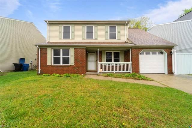 925 Thompson Way, Virginia Beach, VA 23464 (MLS #10313211) :: Chantel Ray Real Estate