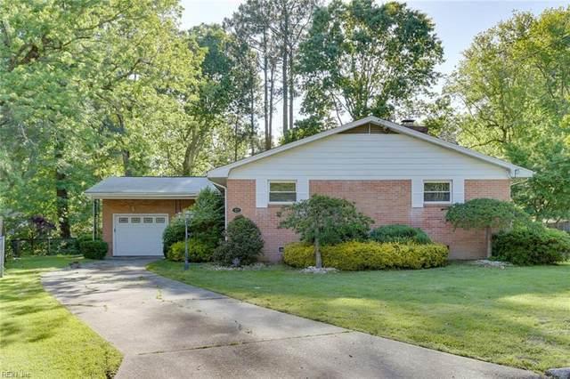 27 Effingham Pl, Newport News, VA 23608 (#10313811) :: AMW Real Estate