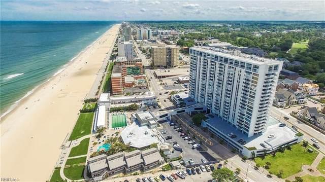 4004 Atlantic Ave #509, Virginia Beach, VA 23451 (MLS #10313990) :: AtCoastal Realty