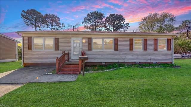 5105 Hazelwood Rd, Hampton, VA 23605 (#10314191) :: The Kris Weaver Real Estate Team