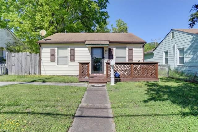 502 Shelton Rd, Hampton, VA 23663 (MLS #10314636) :: AtCoastal Realty