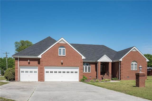 22450 Jennifer's Pl, Southampton County, VA 23851 (#10314887) :: Upscale Avenues Realty Group