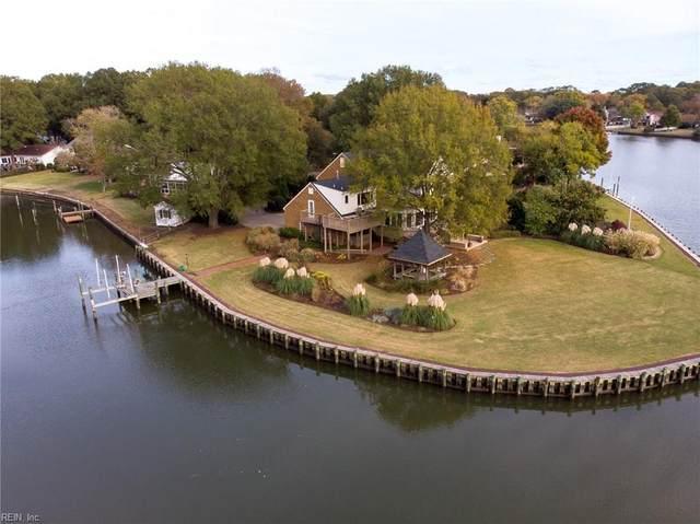 528 Elizabeth Lake Dr, Hampton, VA 23669 (#10314944) :: Berkshire Hathaway HomeServices Towne Realty