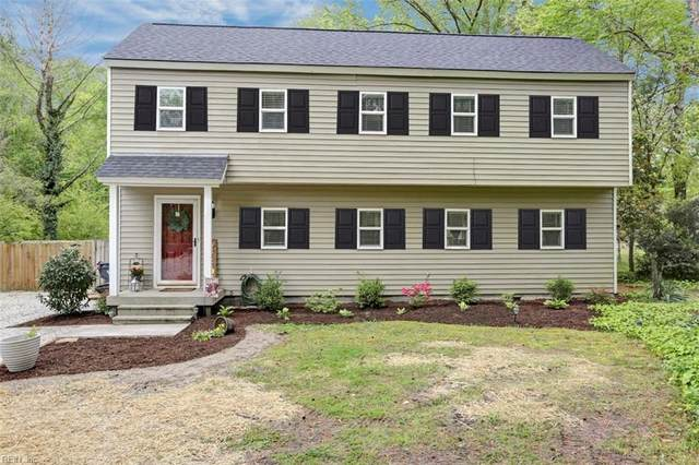 140 Sand Hill Rd, James City County, VA 23188 (MLS #10315287) :: Chantel Ray Real Estate