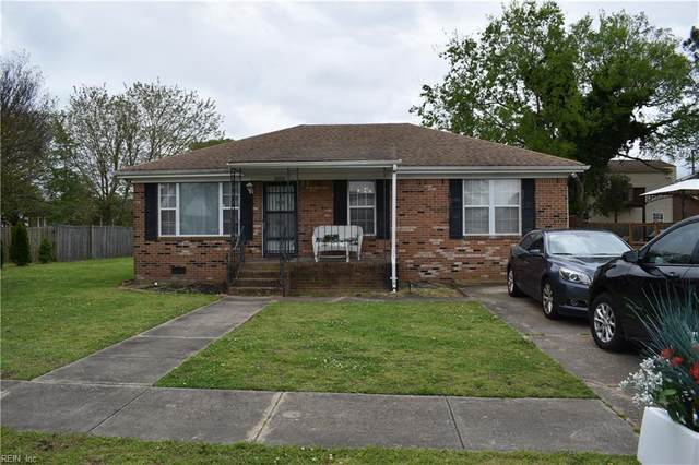 1013 Collingwood Ave, Chesapeake, VA 23324 (#10315891) :: RE/MAX Central Realty