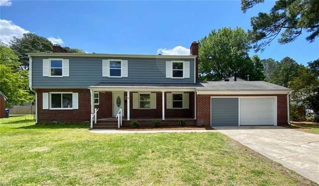 134 Maxwell Ln, Newport News, VA 23606 (MLS #10316028) :: Chantel Ray Real Estate