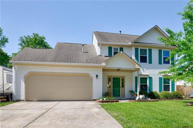 189 Pritchard Rd, Virginia Beach, VA 23452 (MLS #10316229) :: Chantel Ray Real Estate