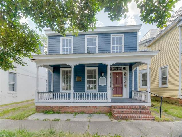 114 Franklin St, Suffolk, VA 23434 (#10316313) :: Tom Milan Team