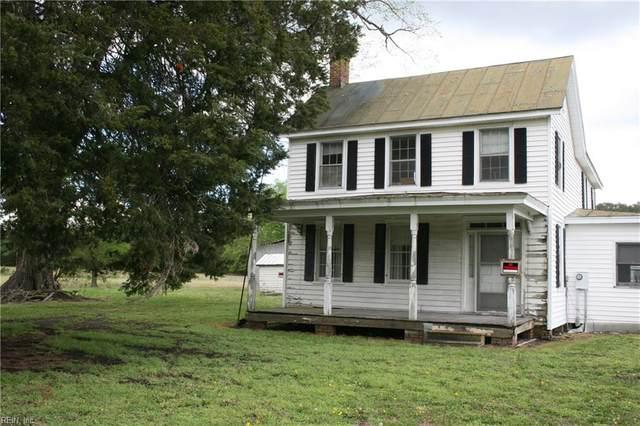 12823 John Clayton Memorial Hwy, Mathews County, VA 23109 (MLS #10317705) :: Chantel Ray Real Estate