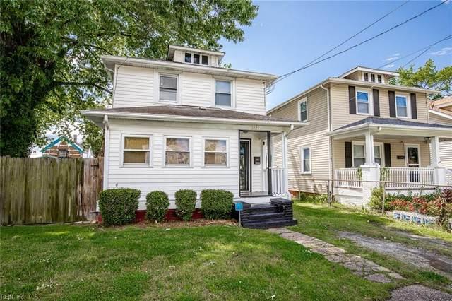 3121 Illinois Ave, Norfolk, VA 23513 (#10317925) :: AMW Real Estate