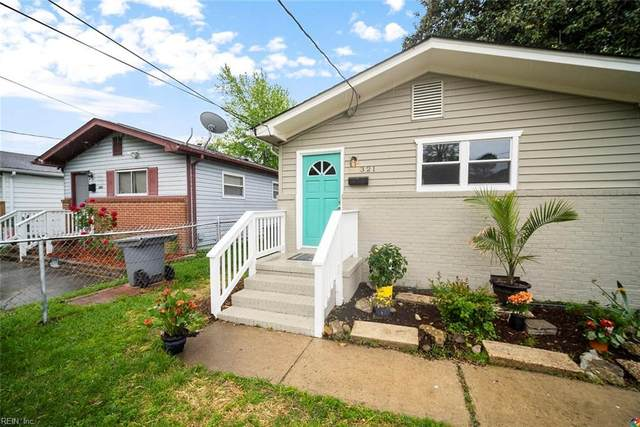 321 Mary St, Hampton, VA 23664 (#10318294) :: Upscale Avenues Realty Group