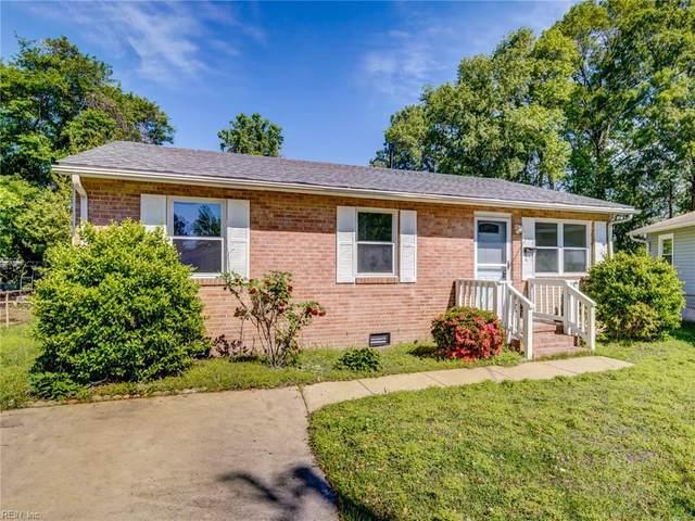 420 Institute Dr, Hampton, VA 23663 (MLS #10318390) :: Chantel Ray Real Estate