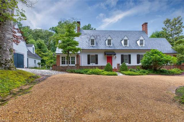 1022 Jamestown Rd, Williamsburg, VA 23185 (#10318633) :: Upscale Avenues Realty Group