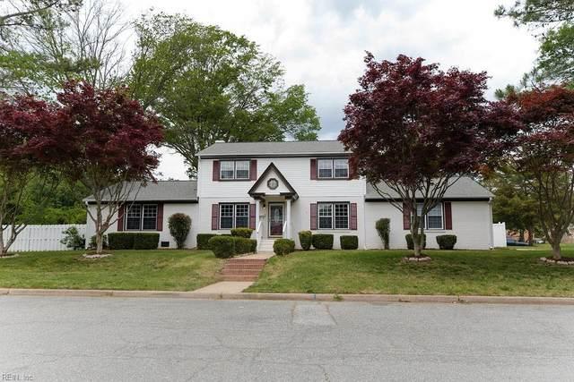 602 Haystack Landing Rd, Newport News, VA 23602 (#10318849) :: Abbitt Realty Co.