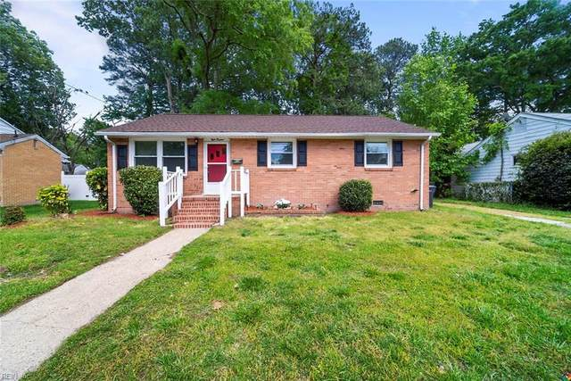 814 Big Bethel Rd, Hampton, VA 23666 (#10318984) :: AMW Real Estate