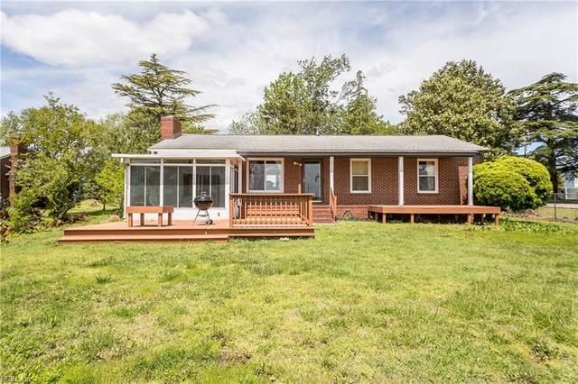 297 Hughes Ln, Hampton, VA 23663 (MLS #10319156) :: AtCoastal Realty