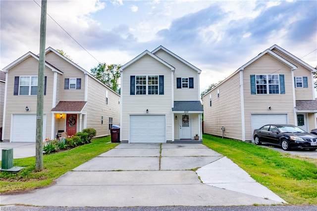 2131 Sparrow Rd, Chesapeake, VA 23320 (MLS #10319217) :: AtCoastal Realty