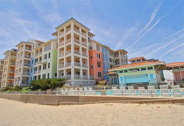 3738 Sandpiper Rd 327B, Virginia Beach, VA 23456 (#10319404) :: Atkinson Realty