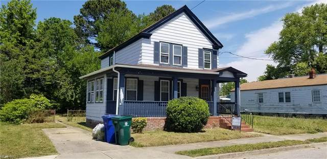 1321 29th St, Newport News, VA 23607 (#10319503) :: Kristie Weaver, REALTOR
