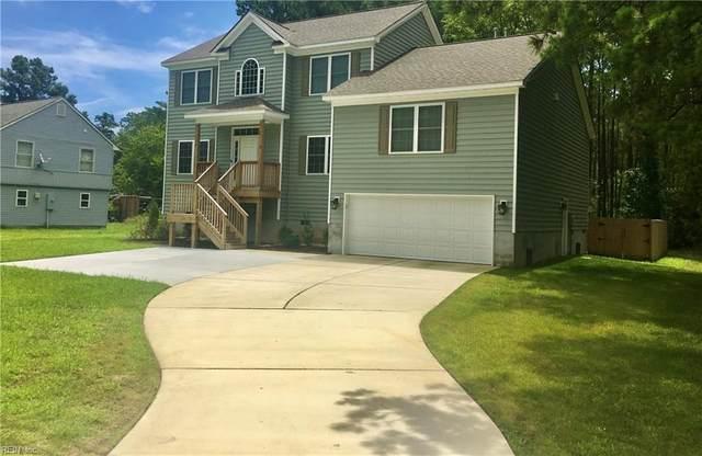 1098 Poquoson Ave, Poquoson, VA 23662 (MLS #10319888) :: Chantel Ray Real Estate