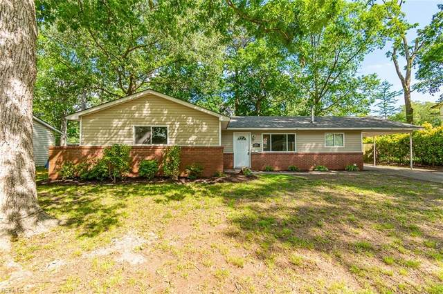 436 Bernice Pl, Virginia Beach, VA 23452 (#10320098) :: Rocket Real Estate