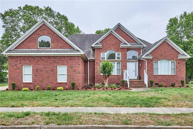 4317 Midfield Pw, Portsmouth, VA 23703 (MLS #10320201) :: Chantel Ray Real Estate