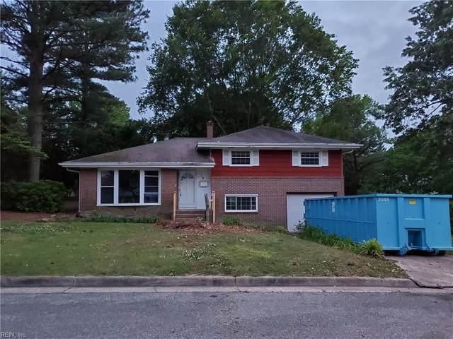 18 Warren Dr, Newport News, VA 23608 (MLS #10320367) :: Chantel Ray Real Estate