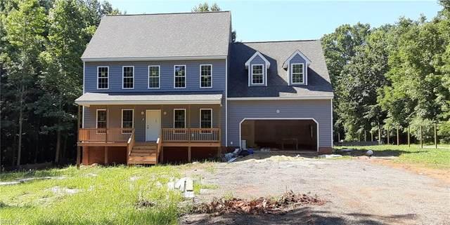 4815 John Tyler Hwy, James City County, VA 23185 (#10320382) :: Abbitt Realty Co.