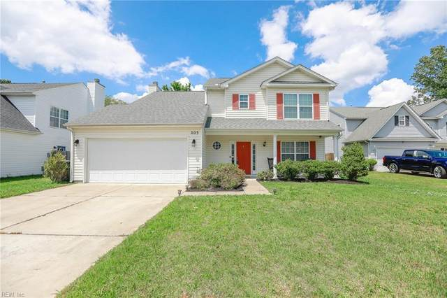 203 Gallery Ct, Newport News, VA 23601 (#10320706) :: Kristie Weaver, REALTOR