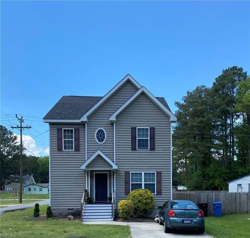 104 Columbus Ave, Chesapeake, VA 23321 (MLS #10320785) :: AtCoastal Realty