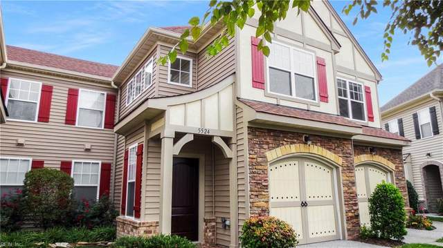 5524 Goose Pond Ln #202, Virginia Beach, VA 23455 (#10320998) :: Kristie Weaver, REALTOR