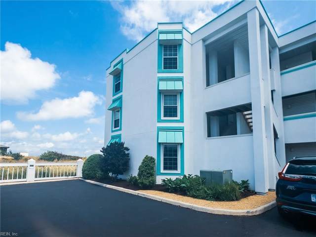 810 E Ocean View Ave #301, Norfolk, VA 23503 (#10321081) :: Kristie Weaver, REALTOR