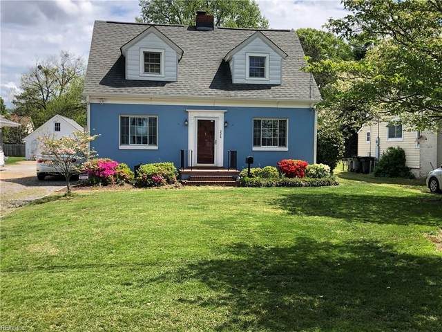 228 Hampton Roads Ave, Hampton, VA 23661 (#10321114) :: Upscale Avenues Realty Group