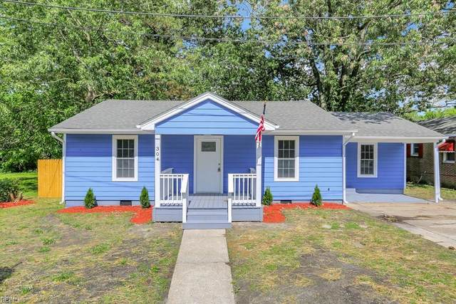 304 Woodruff St, Suffolk, VA 23434 (#10321153) :: Momentum Real Estate
