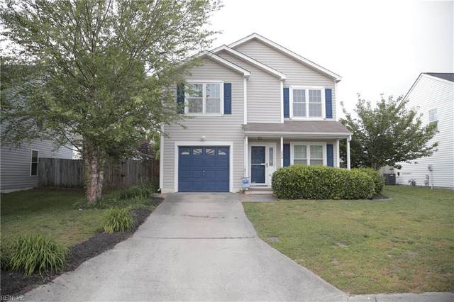206 Archers Dr, Suffolk, VA 23434 (#10321178) :: Gold Team VA