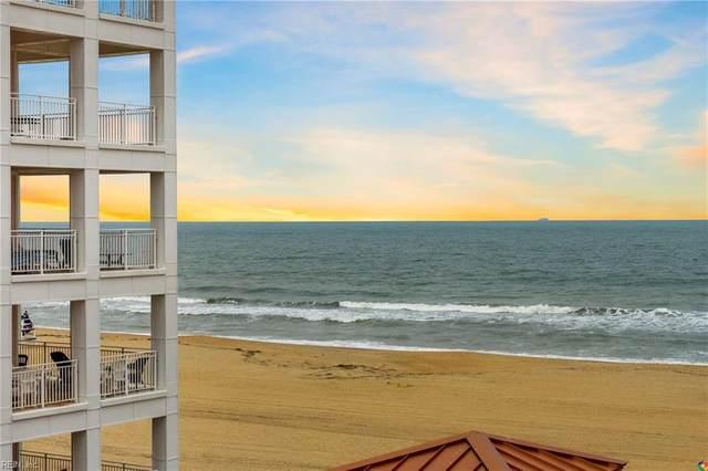 3738 Sandpiper Rd 302B, Virginia Beach, VA 23456 (#10321307) :: Abbitt Realty Co.