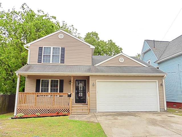 338 49th St, Newport News, VA 23607 (#10321329) :: RE/MAX Central Realty
