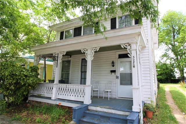 328 Main St, Isle of Wight County, VA 23430 (MLS #10321542) :: AtCoastal Realty