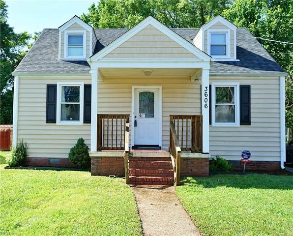 3606 Cape Henry Ave, Norfolk, VA 23513 (#10321949) :: Upscale Avenues Realty Group