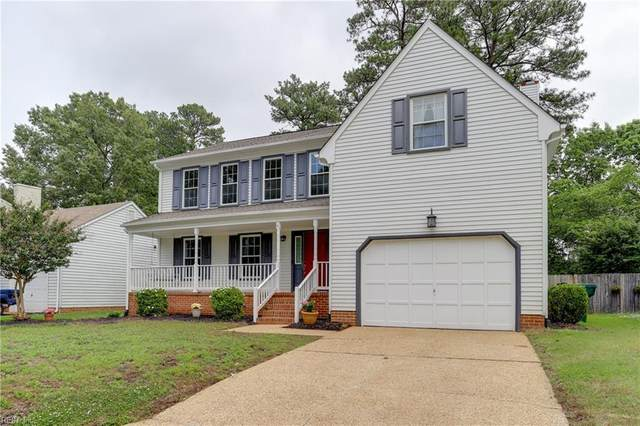 1269 Springwell Pl, Newport News, VA 23608 (#10322057) :: AMW Real Estate